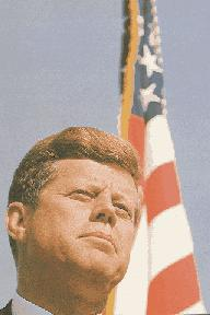john f kennedy and the new era of space exploration in the united states John f kennedy established an unspoken competition between the united states and the soviet union when he set a goal for america to put a man on the moon by the end of the 1960s the rapid growth and support of nasa helped boost the growth of technology and the economy during the 1960s.