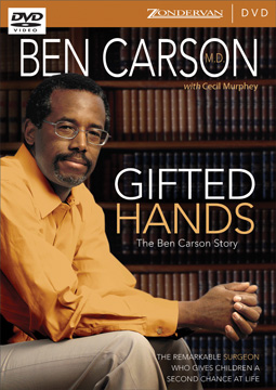 the influence of dr ben carsons book gifted hands in my life Ben's father rescued sonya from a life of poverty and abuse  gifted hands  • a 10 page play-by-play book detailed each step of the operation.