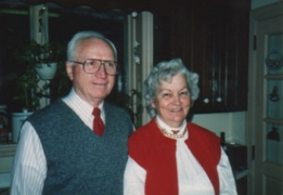 Uncle Lew and Aunt Helen in 1989. (It's a family photo.)