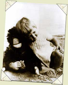 Jane Goodall With Jubilee