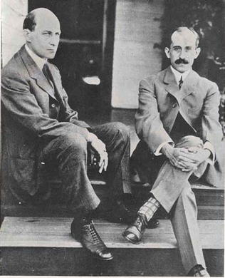 Brothers, Wilbur and Orville Wright
