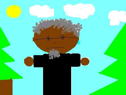 David Suzuki Picture (I made it)