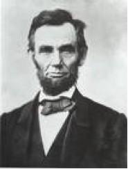 A portait of Abraham Lincoln (https://home.att.net/~rjnorton/Lincoln77.html)