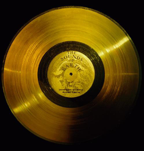 Golden Voyager Disc (NASA)