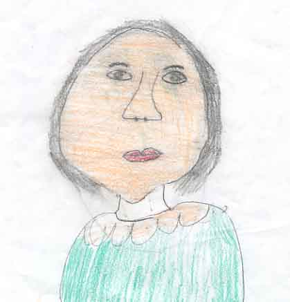 Pictures Of Clara Barton As A Child