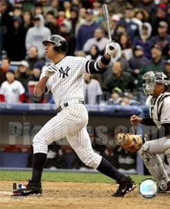 Alex Rodriguez batting (http://www.prosportspictures.com/mlb/new-york-yankees/alex-rodriguez-pictures.php)