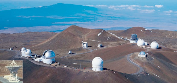 The Mauna Kea Observatory (The University of Hawaii)