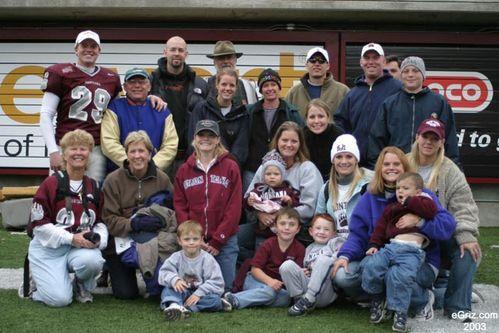 Griz Family in Missoula<br>(Courtesy of egriz.com)