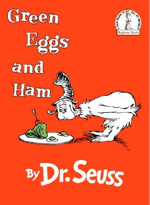 Dr. Seuss's best-selling and simplest book. (http://i.treehugger.com/images/2007/10/24/green%20eggs.jpg)