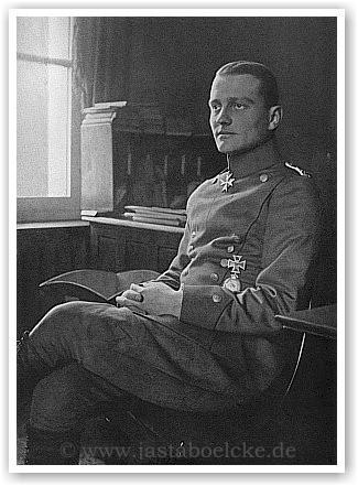 Manfred Von Richthofen Red Baron My Hero