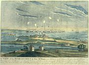 Defense of Fort McHenry (http://en.wikipedia.org/wiki/<br>Fort_McHenry)