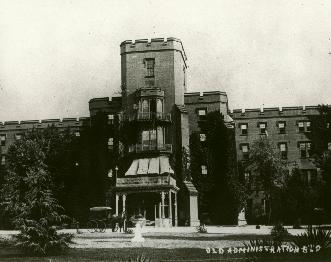 Dorothea Dix Hospital for the Insane<br>(civilwarmed.org)