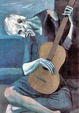 Blue Guitar (Art Institute of Chicago)