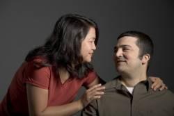 Daniel Darvish and his loving wife, Sheila (hibm.org)