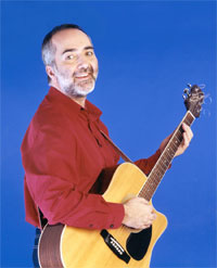 Raffi (Photo courtesy of Troubadour Music, Inc.)