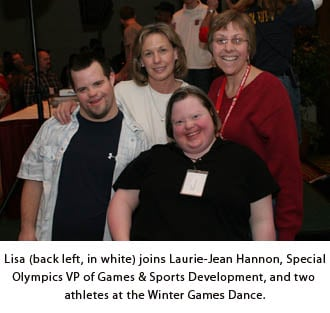 (Special Olympics Connecticut)