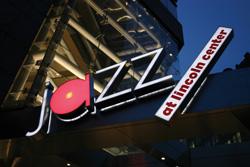 Outside at Jazz at Lincoln Center (Daryl Long, Jazz at Lincoln Center)
