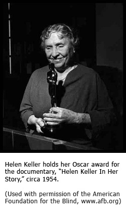 Helen Keller | MY HERO