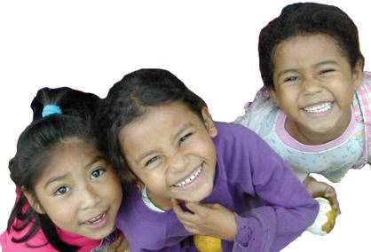 Children at an NPH Shelter (www.friendsoftheorphans.org)