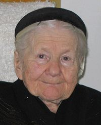 Irena Sendler<br>(Photo credit:Mariusz Kubik)