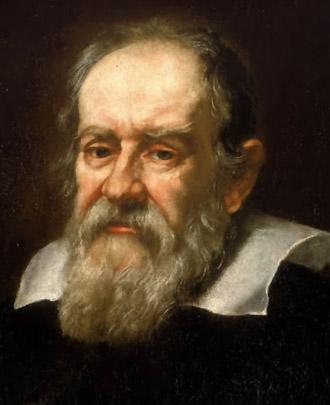 Galileo Galilei (http://en.wikipedia.org/wiki/Galileo_Galilei)