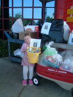 My 2nd annual toy drive last year! Awesome!