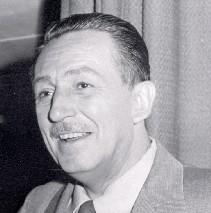 Portrait of Walt Disney (Alabama Virtual Library)