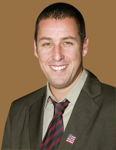 This is adam Sandler (Google images)