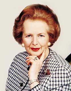 Margaret Thatcher My Hero