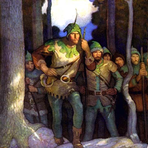 robin hood man or myth Robin hood: man or myth whether robin hood was a man or myth is unknown, but who really was robin hood was he a real historical figure who changed the lives of.
