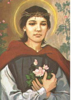 St. Rose (http://www.shjolg.com/images/St.%20Rose%20of%20Lima.jpg)