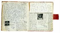 <b>A diary entry inside Anne's diary</b> (people.smu.edu)