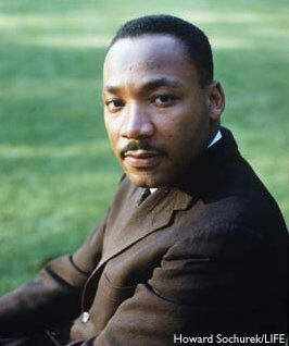 dr martin luther king jr martin luther king is a hero to me because he ...