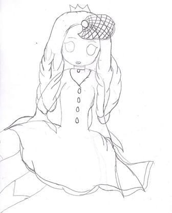 princess (Personal Drawing)