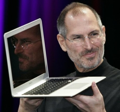steve jobs my hero steve jobs the macbook air buzzynews com