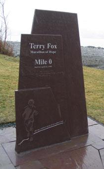 Terry Fox's monument (http://www.cbc.ca/gfx/pix/terry-fox_monument.jpg)