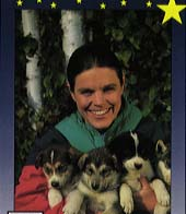 Susan and puppies (www.picsearch.com)