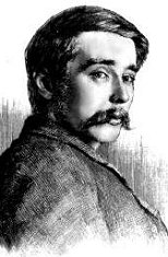 A portrait of H.G.Wells