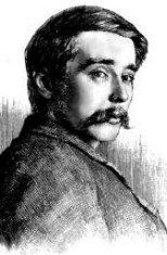 A portrait of H.G.Wells