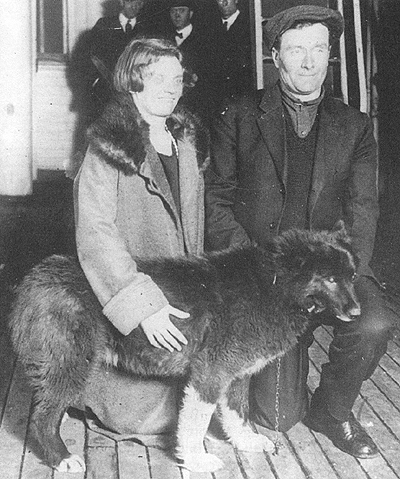 Balto and Owner (Google)