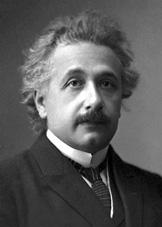 Albert Einstein (Wikipedia.com)