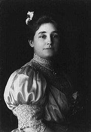 Mina Edison (http://upload.wikimedia.org/wikipedia/commons/7/77/Mina_Edison_1906.jpg)
