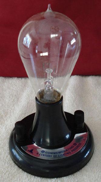 Edison's Light bulb (http://www.richfieldhistoricalsociety.org/fundraisingMerchandise/edison_light_large.jpg)
