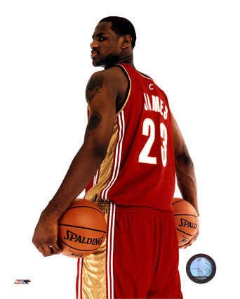 a biography of lebron james an american basketball player Lebron james [jeff savage] -- lebron james was a  african american basketball players -- biography  most valuable player both times learn more about lebron's.