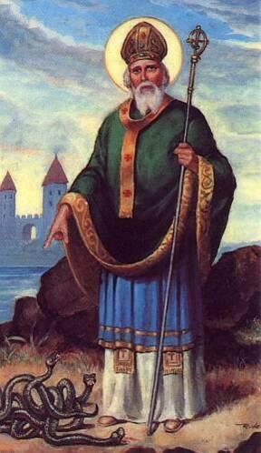 ST. Patrick (http://www.catholic.org/photos/)