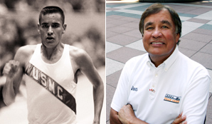 Billy Mills, then and now (http://sportsillustrated.cnn.com/2008/<br>olympics/2008/07/01/mills.cuw)
