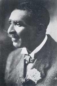George Washington Carver (https://www.lib.iastate.edu/spcl/gwc/scholar/scholar2.html)