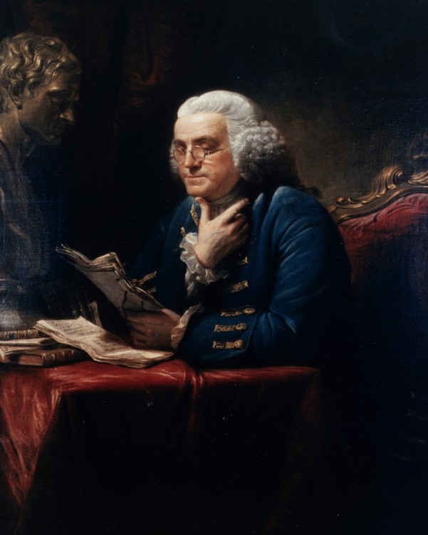 Benjamin Franklin (http://www.nsf.gov/news/mmg/media/images/benfranklin2_h3.jpg)