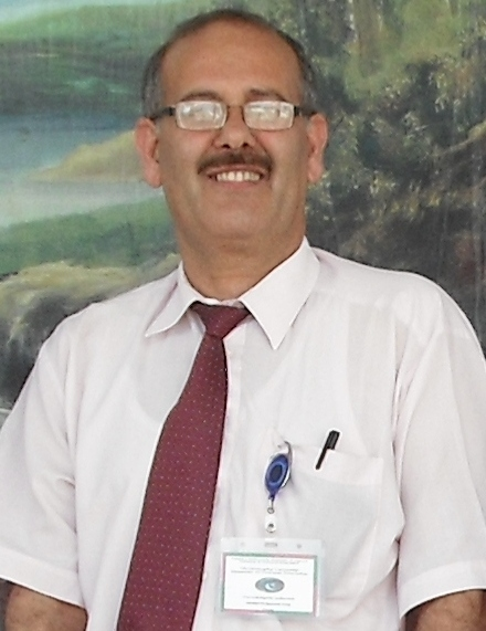 Mr. M. Louznadji<br>(Regional Seminar in Oran 2009)