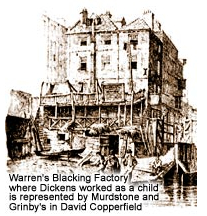Warren's Blacking Factory in disguise